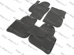 Car Floor Mats for SKODA SUPERB II 2008—2015 Custom Fit All Weather Liners