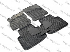 Car Floor Mats for SKODA SUPERB III 2016—2020 Custom Fit All Weather Liners