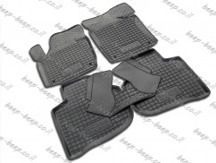 Car Floor Mats for SKODA RAPID I 2012—2020 Custom Fit All Weather Liners