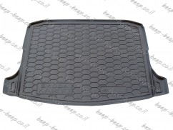 Cargo Trunk Mat for SKODA KAROQ I (LOW-SIZE WHEEL) 2018—2020 Custom Fit Tray Boot Liner
