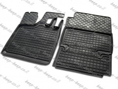Car Floor Mats for SMART FORTWO W450 1998—2006 Custom Fit All Weather Liners