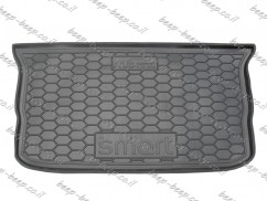 Fully Tailored Rubber / Cargo Mat Tray Trunk Boot Liner for SMART FORFOUR W453 2015—2019