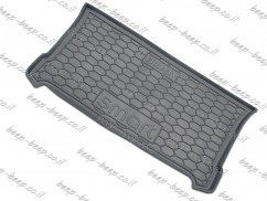 Fully Tailored Rubber / Cargo Mat Tray Trunk Boot Liner for SMART FORTWO W453 2015—2019