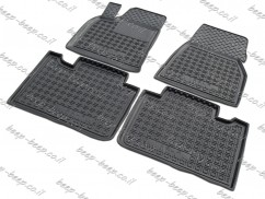 Car Floor Mats for TESLA MODEL S 2012—2018 Custom Fit All Weather Liners