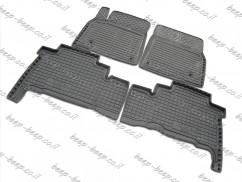 Car Floor Mats for TOYOTA LAND CRUISER 200 2008—2012 Custom Fit All Weather Liners