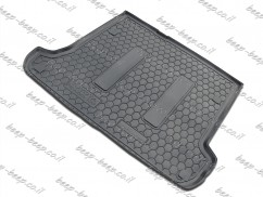 Fully Tailored Rubber / Cargo Mat Tray Trunk Boot Liner for TOYOTA LAND CRUISER PRADO 120 2002—2009