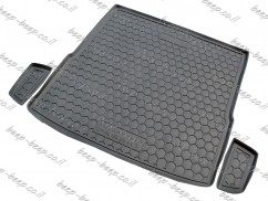 Fully Tailored Rubber / Cargo Mat Tray Trunk Boot Liner for VOLKSWAGEN PASSAT B6 SPORTWAGEN 2005—2009