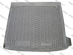 Cargo Trunk Mat for AUDI Q8 I 2018—2020 Custom Fit Tray Boot Liner