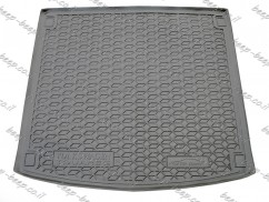 Fully Tailored Rubber / Cargo Mat Tray Trunk Boot Liner for VOLKSWAGEN TOUAREG III 2018—2020