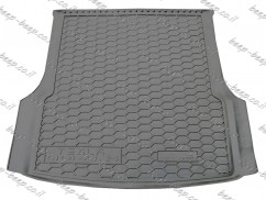 Cargo Trunk Mat for TESLA MODEL S 2012—2018 Custom Fit Tray Boot Liner