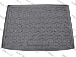 Fully Tailored Rubber / Cargo Mat Tray Trunk Boot Liner for MERCEDES B-CLASS, ELECTRIC DRIVE W246 2014—2018