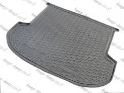 Fully Tailored Rubber / Cargo Mat Tray Trunk Boot Liner for HYUNDAI SANTA FE IV 2018—2020