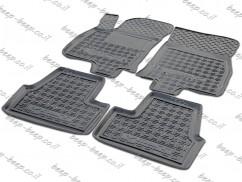 Fully Tailored Rubber / Set Car Floor Mats Carpet for CHEVROLET VOLT II 2016—2020