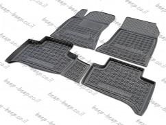 AV-G Модельные полиуретановые автоковрики для MERCEDES B-CLASS, ELECTRIC DRIVE W246 2014—2018