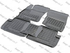Car Floor Mats for MITSUBISHI ECLIPSE CROSS 2017—2020 Custom Fit All Weather Liners