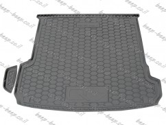 AV-G Fully Tailored Rubber / Cargo Mat Tray Trunk Boot Liner for AUDI Q7 II 2015—2020