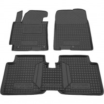 Car Floor Mats for HYUNDAI ELANTRA MD 2011—2015 Custom Fit All Weather Liners