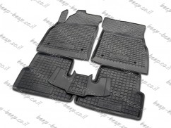 Car Floor Mats for CHEVROLET CRUZE 2009—2015 Custom Fit All Weather Liners