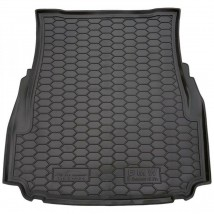 Cargo Trunk Mat for BMW 5 SERIES E39 1996—2003 Custom Fit Tray Boot Liner