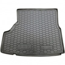 Cargo Trunk Mat for BMW 3 SERIES E36 1990—1999 Custom Fit Tray Boot Liner