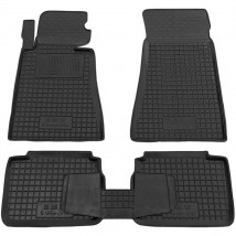 Car Floor Mats for BMW 5 SERIES E34 1987—1995 Custom Fit All Weather Liners