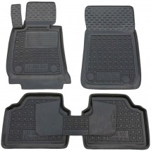 Car Floor Mats for BMW 3 SERIES E90, E91 2006—2011 Custom Fit All Weather Liners