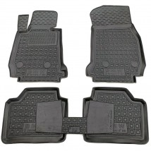 Car Floor Mats for BMW 3 SERIES F30, F31 2012—2018 Custom Fit All Weather Liners
