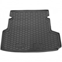 Cargo Trunk Mat for BMW 3 SERIES F31, WAGON 2012—2018 Custom Fit Tray Boot Liner