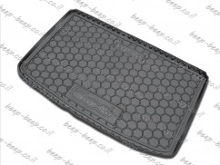 Cargo Trunk Mat for FIAT 500L 2013—2020 Custom Fit Tray Boot Liner
