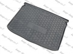 Cargo Trunk Mat for FIAT 500X 2014—2020 Custom Fit Tray Boot Liner