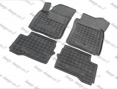 Car Floor Mats for FIAT 500E 2013—2019 Custom Fit All Weather Liners