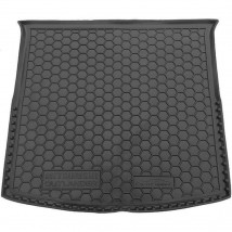 AV-G Cargo Trunk Mat for MITSUBISHI OUTLANDER III (WITH ORGANIZER) 2014—2020 Custom Fit Tray Boot Liner