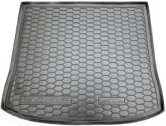 AV-G Cargo Trunk Mat for FORD EDGE II 2015—2020 Custom Fit Tray Boot Liner