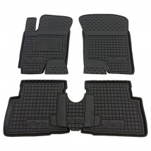 Car Floor Mats for HYUNDAI GETZ 2002—2009 Custom Fit All Weather Liners