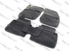 Car Floor Mats for FORD MONDEO, FUSION 2013—2020 Custom Fit All Weather Liners