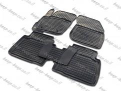 Fully Tailored Rubber / Set of 5 Car Floor Mats Carpet for FORD MONDEO V 2013—2019