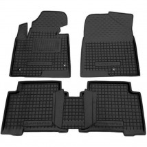 Car Floor Mats for HYUNDAI SANTA FE III 2013—2017 Custom Fit All Weather Liners