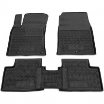 Car Floor Mats for HYUNDAI i30 III 2017—2020 Custom Fit All Weather Liners
