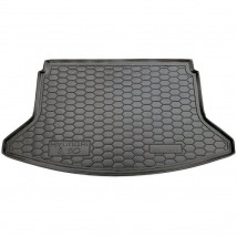 Cargo Trunk Mat for HYUNDAI i30 III HATCHBACK 2017—2020 Custom Fit Tray Boot Liner