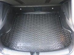 Cargo Trunk Mat for HYUNDAI i30 III FASTBACK 2017—2020 Custom Fit Tray Boot Liner