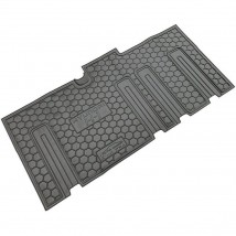 Car Floor Mats for HYUNDAI H-1 (2-ND ROW) II 2008—2020 Custom Fit All Weather Liners