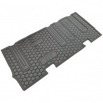 Car Floor Mats for HYUNDAI H-1 (3-RD ROW) II 2008—2020 Custom Fit All Weather Liners