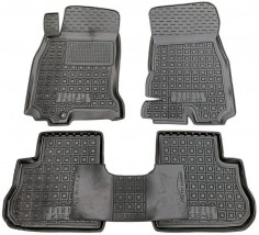 Car Floor Mats for INFINITI FX I (S50, FX35, FX45) 2003—2008 Custom Fit All Weather Liners