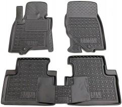 Car Floor Mats for INFINITI FX II (S51, FX35, QX70) 2009—2017 Custom Fit All Weather Liners