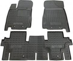 Car Floor Mats for INFINITI L50 (QX60) 2013—2020 Custom Fit All Weather Liners