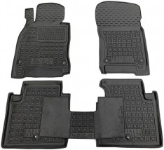 Car Floor Mats for INFINITI M (Y51, M37, Q70) 2011—2019 Custom Fit All Weather Liners