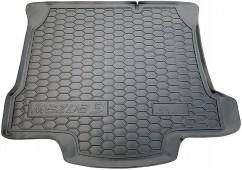 Cargo Trunk Mat for MAZDA 3 II (SEDAN) 2009—2013 Custom Fit Tray Boot Liner