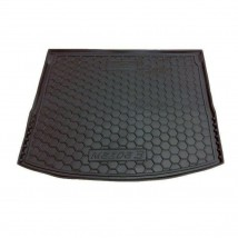 Cargo Trunk Mat for MAZDA 3 III (HATCHBACK) 2014—2018 Custom Fit Tray Boot Liner