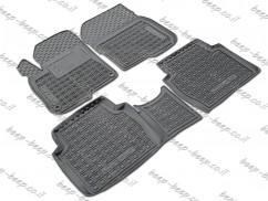 Fully Tailored Rubber / Set Car Floor Mats Carpet for HONDA CR-V V 2017—2020