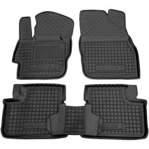 Car Floor Mats for MAZDA 3 II 2009—2013 Custom Fit All Weather Liners